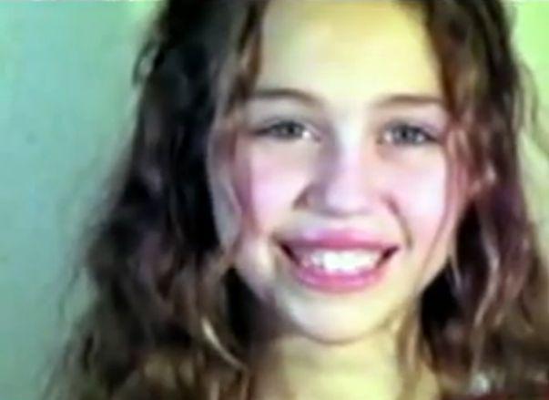 Selena miley facial