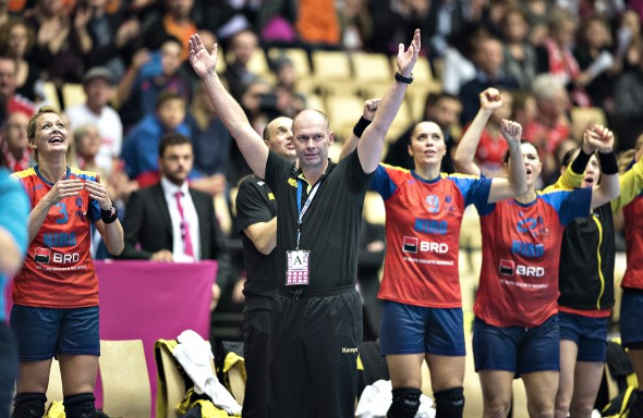 Women's World Handball Championship in Denmark